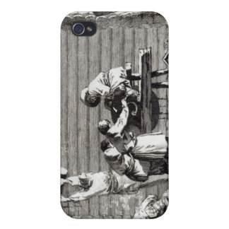 The Grinder iPhone 4 Cases