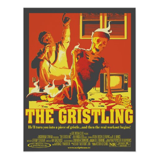 The Gristling Poster