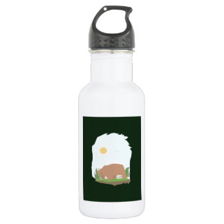 The Grizzly Bear Stainless Steel Water Bottle