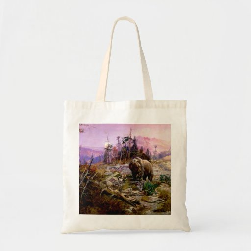 The Grizzly Budget Tote Bag
