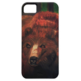 THE GRIZZLY iphone5 case