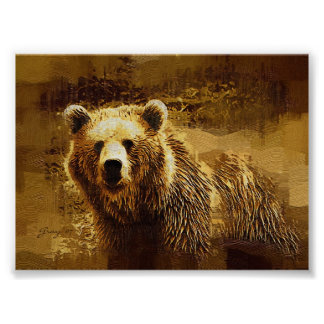 The Grizzly Poster