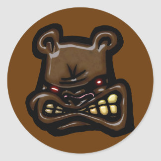 The Grizzly Sticker
