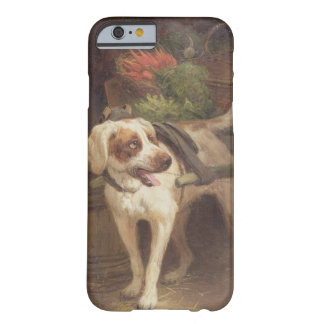 The Grocer's Dog (oil on panel) Barely There iPhone 6 Case