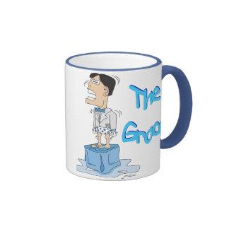 The Groom (1) Ringer Coffee Mug