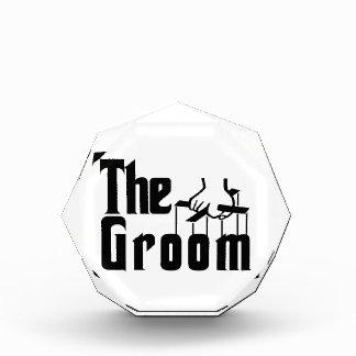 The Groom Acrylic Award