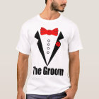 THE GROOM,funny groom,bachelor party,engagement T-Shirt