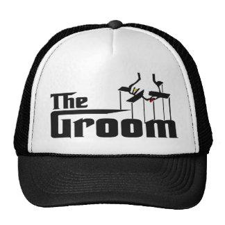 The Groom Hat Trucker Hats