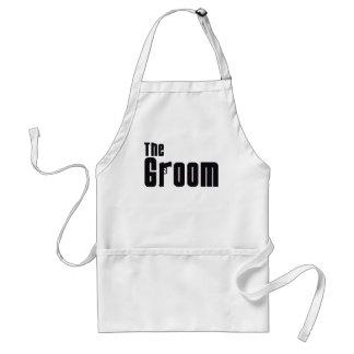 The Groom (Mafia) Adult Apron