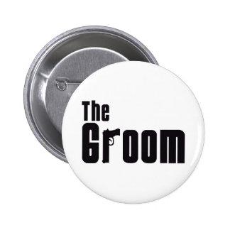The Groom (Mafia) Pin