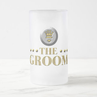 THE GROOM MUG ROYALE