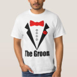 THE GROOM T SHIRT