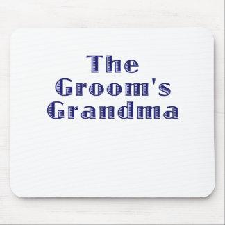 The Grooms Grandma Mouse Pad
