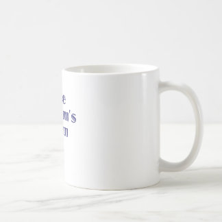 The Grooms Mom Coffee Mug