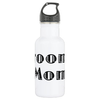 The Grooms Mom Water Bottle