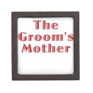 The Grooms Mother Premium Trinket Boxes