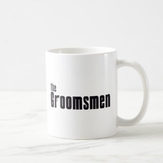 The Groomsmen (Mafia) Coffee Mug