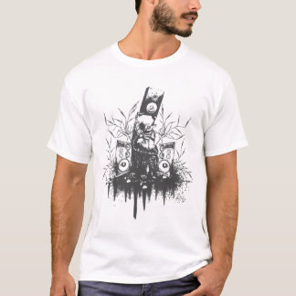 """The Groove """"a spiritual thang"""" by Julian P Flores T-Shirt"""