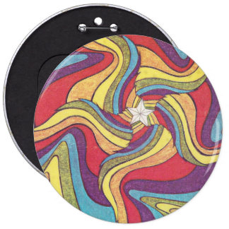 The Groovster Groovy Star Button