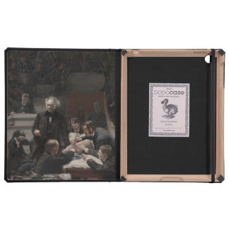 The Gross Clinic by Thomas Eakins iPad Cover