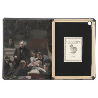 The Gross Clinic by Thomas Eakins iPad Air Cases
