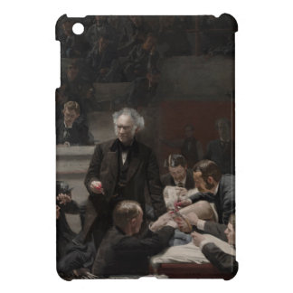 The Gross Clinic by Thomas Eakins Cover For The iPad Mini