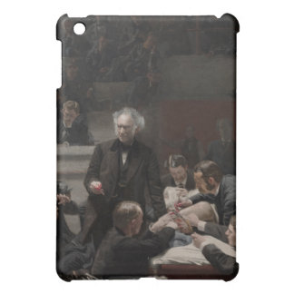 The Gross Clinic by Thomas Eakins iPad Mini Cover