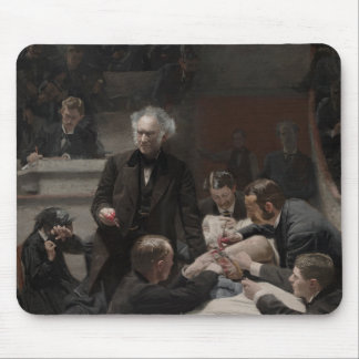 The Gross Clinic by Thomas Eakins Mouse Pad