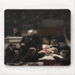 The Gross Clinic by Thomas Eakins Mousepads