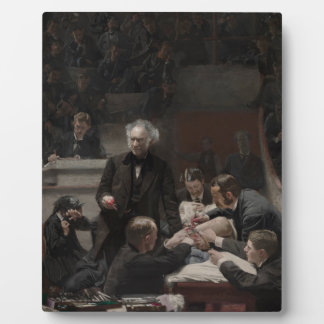 The Gross Clinic by Thomas Eakins Photo Plaque
