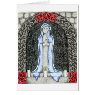 The Grotto card