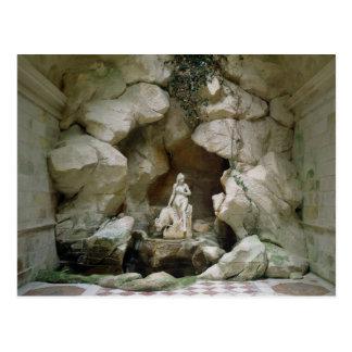 The Grotto of the Laiterie de la Reine Post Card