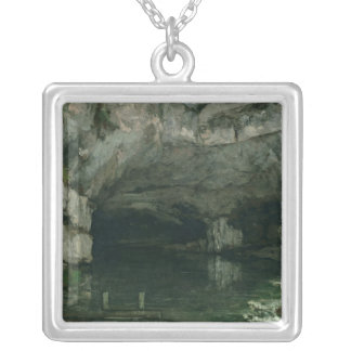 The Grotto of the Loue, 1864 Custom Jewelry