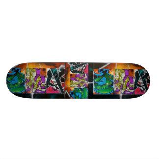 The Grouch Skateboard Deck