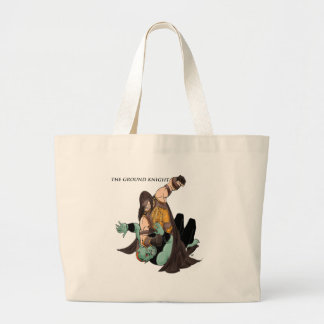 The Ground Knight Large Tote Bag