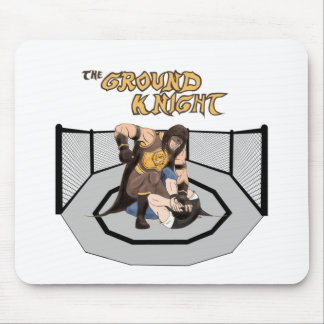 The Ground Knight Mouse Pad