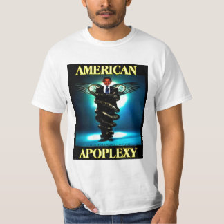 The Ground Zero American Apoplexy Tshirt