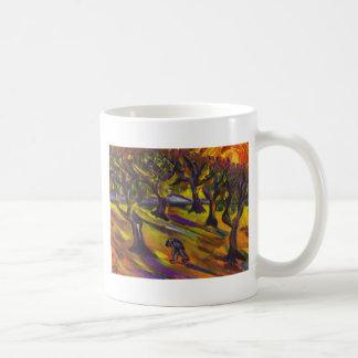 THE GROVE OF OLIVES COFFEE MUG