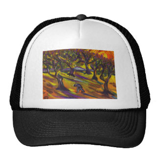 THE GROVE OF OLIVES TRUCKER HAT