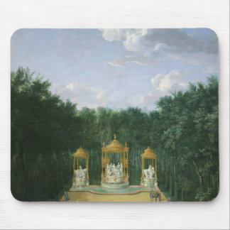 The Groves of the Baths of Apollo Mouse Pad