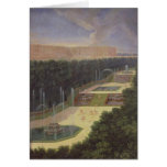 The Groves of Versailles Greeting Cards