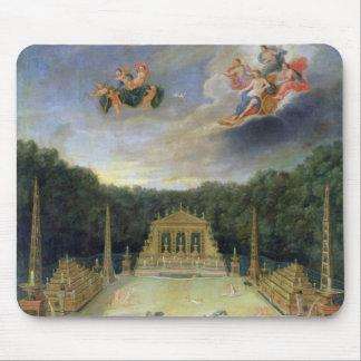 The Groves of Versailles. L'Arc de Triomphe Mouse Pad