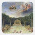 The Groves of Versailles. L'Arc de Triomphe Stickers