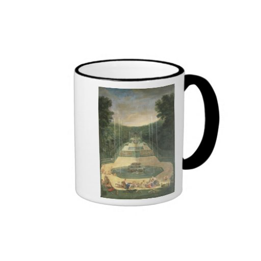 The Groves of Versailles Mugs
