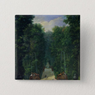 The Groves of Versailles Pinback Button