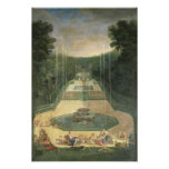 The Groves of Versailles Print