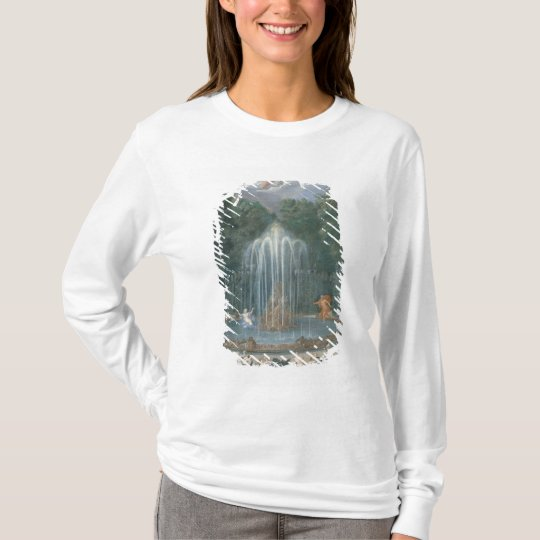 The Groves of Versailles. View of Star or Water T-Shirt
