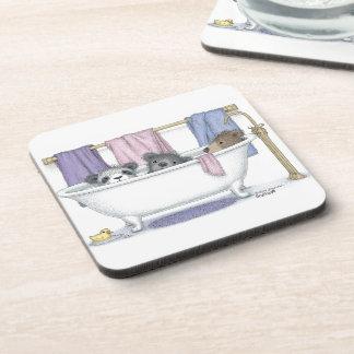 The Gruffies® Cork Coaster