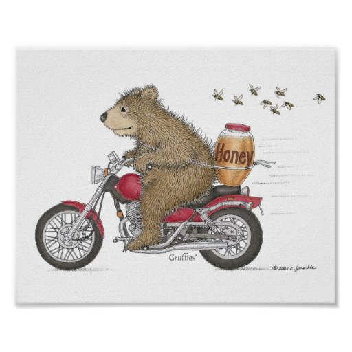 The Gruffies® Wall Art Posters