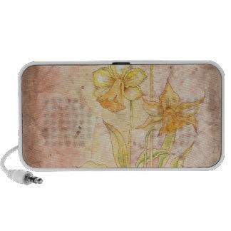 The Grunge Daffodils Mp3 Speaker